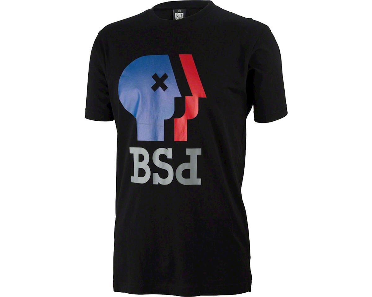 BSD PBS T-Shirt: Gray, XL