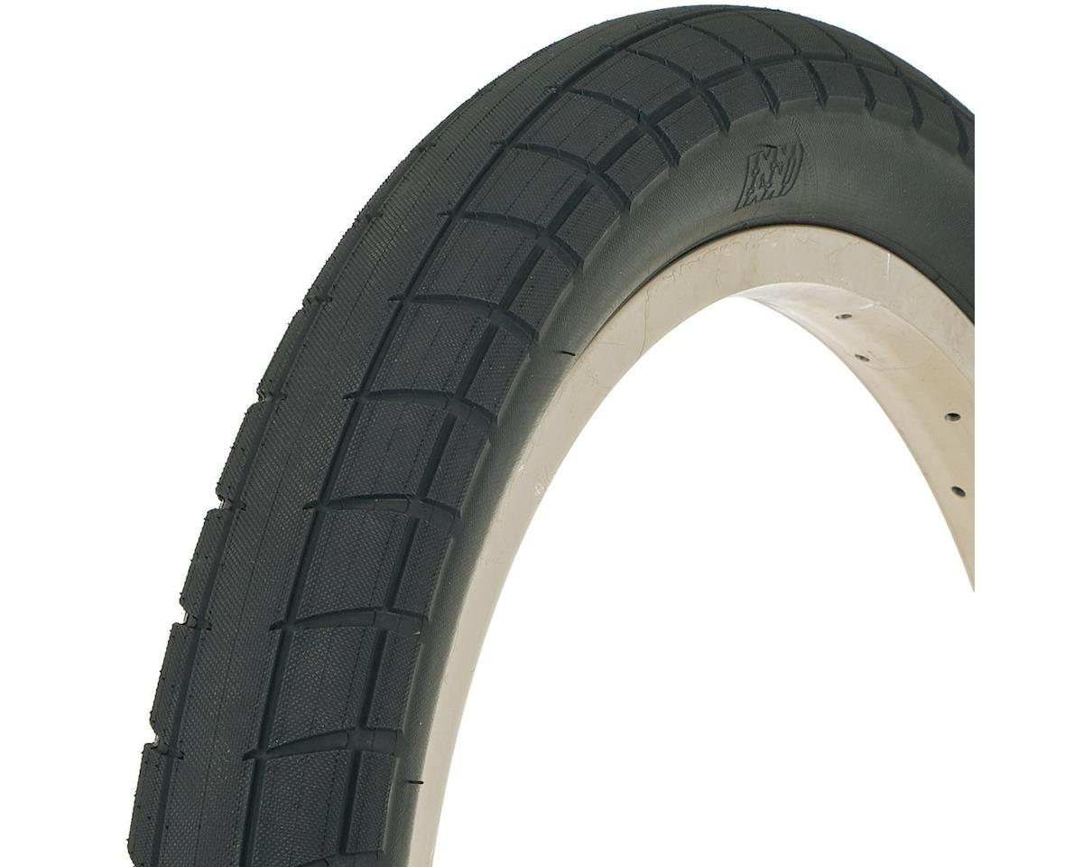BSD Donnasqueak Tire - 20 x 2.4, Clincher, Wire, Black