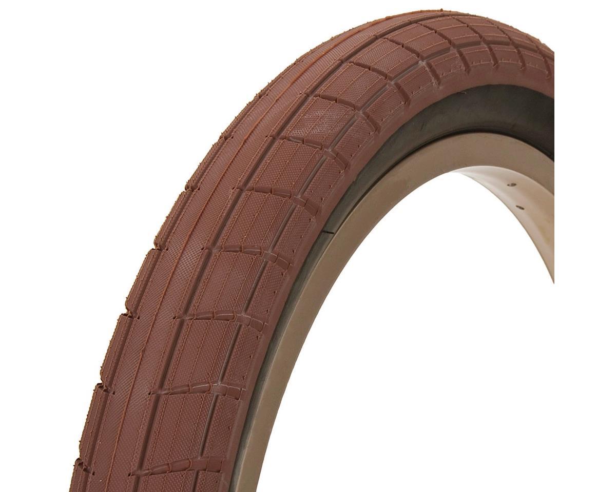 "Donnasqueak Tire 20"" x 2.4"" Chocolate"
