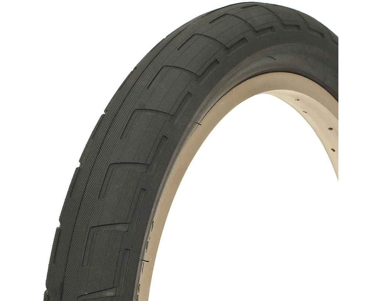 BSD Donnastreet Tire - 20 x 2.4, Clincher, Wire, Black