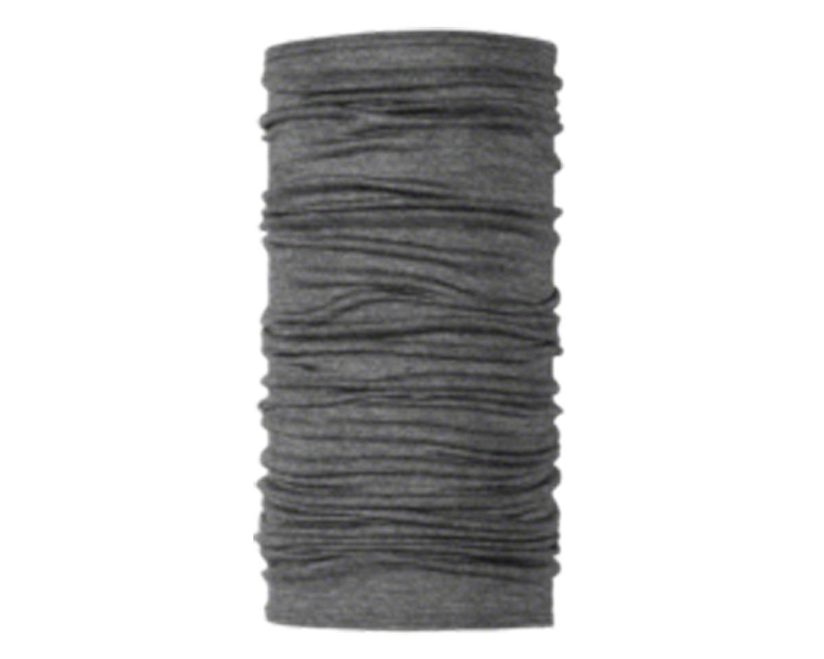 Merino Wool Buff GRAY Buff Lightweight Merino Wool Multifunctional Headwear