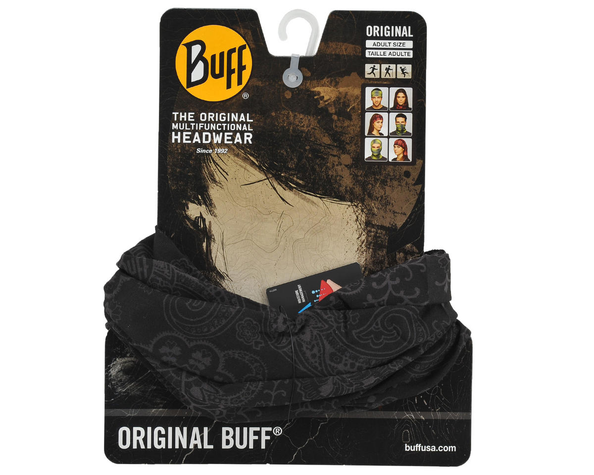 Buff Original Buff (Afgan Graphite)