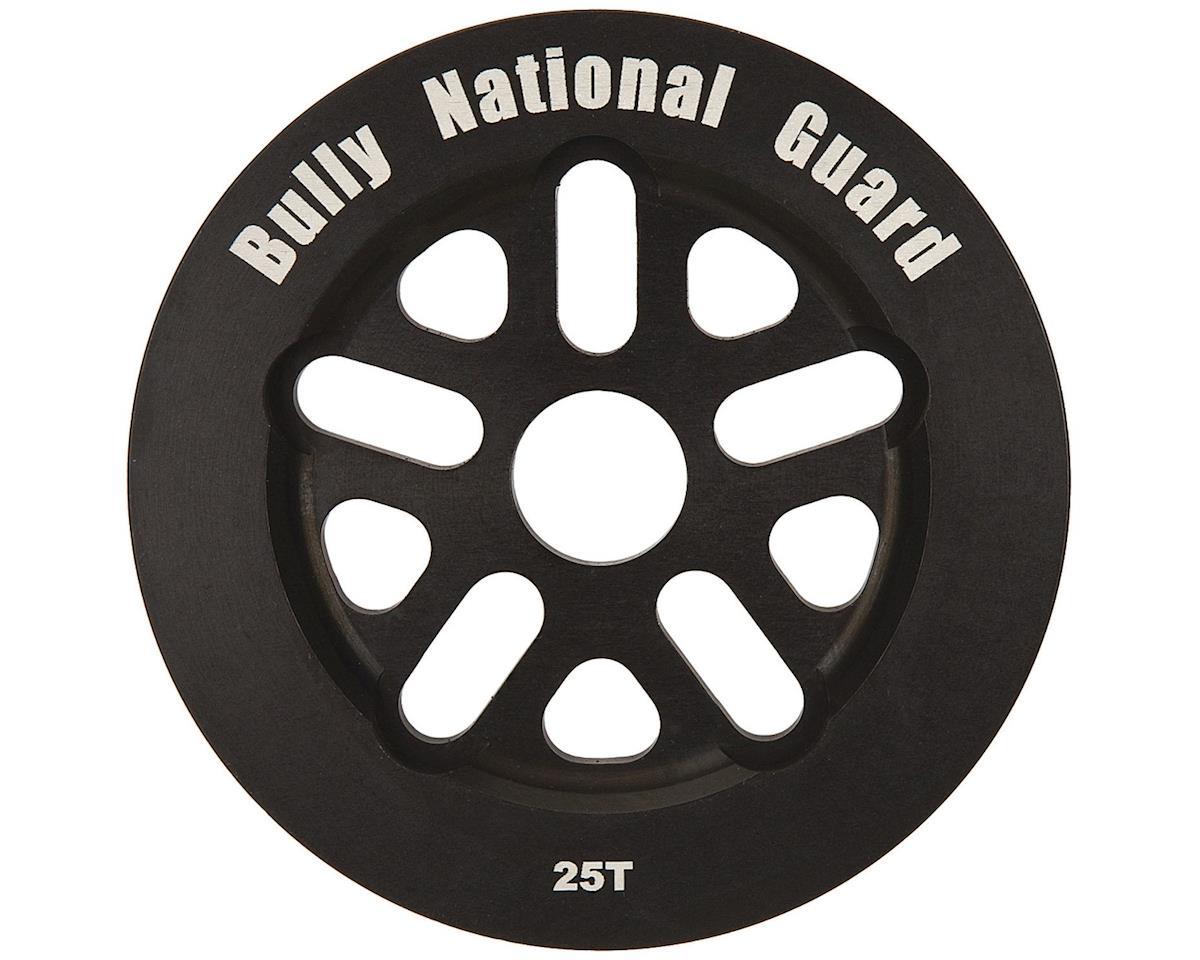 Bully National Guard Sprocket (Black) (25T)