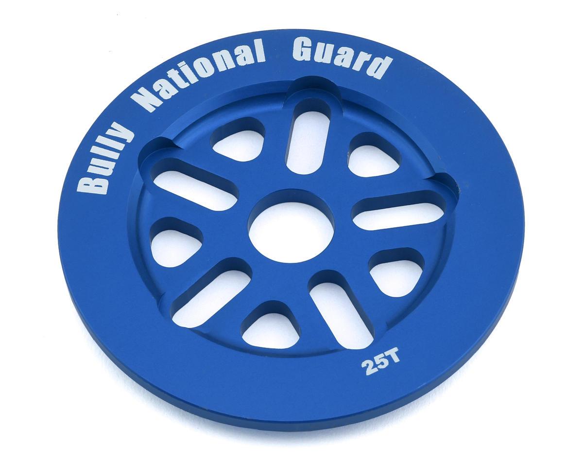 Bully National Guard Sprocket (Blue) (25T)