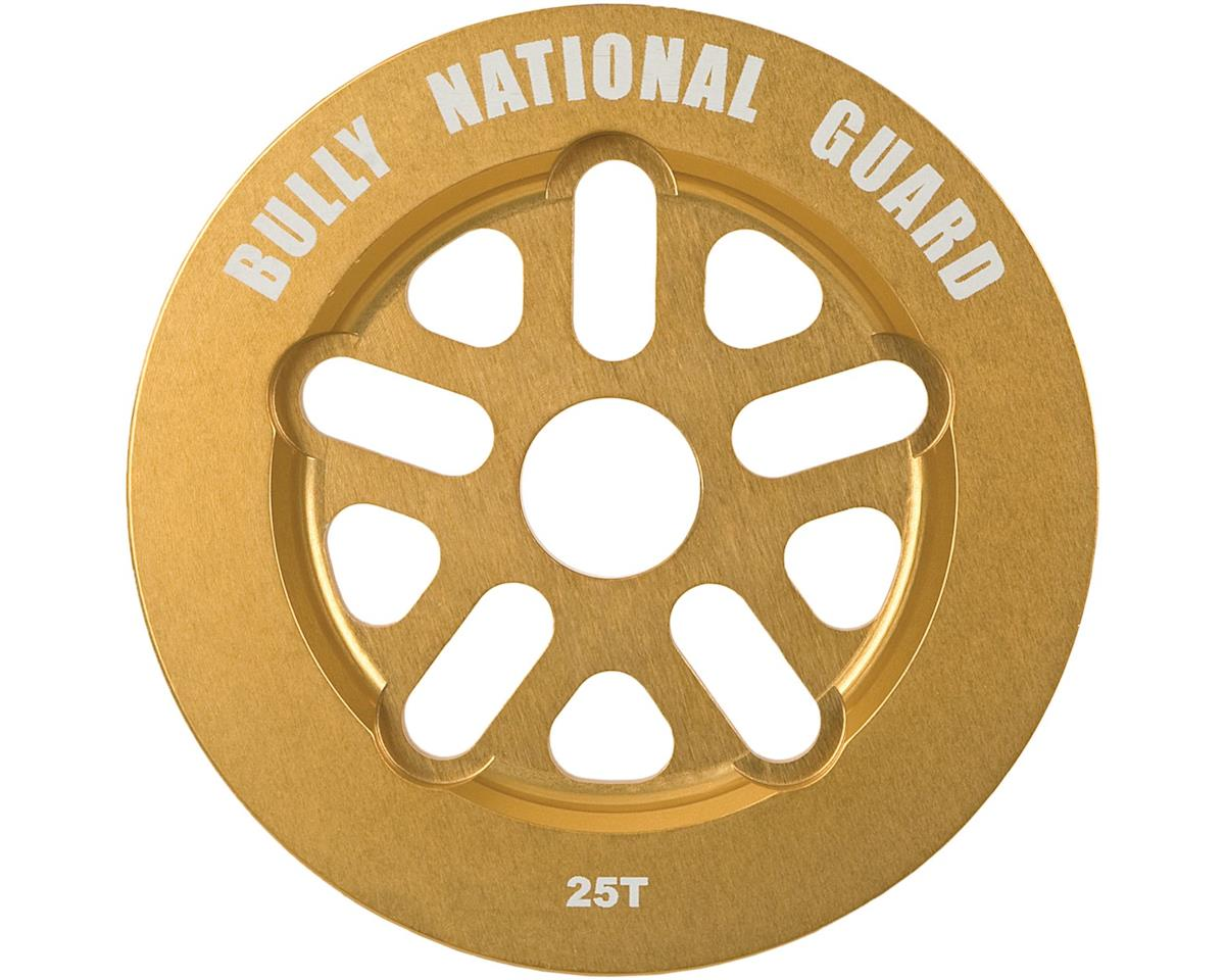 Bully National Guard Sprocket (Gold) (25T)