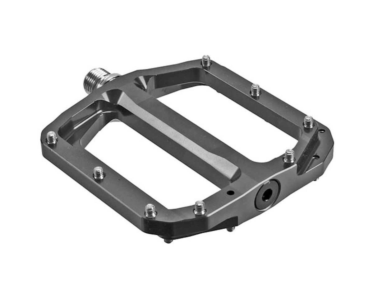Burgtec Penthouse MK4 Titanium Pedals (Black)