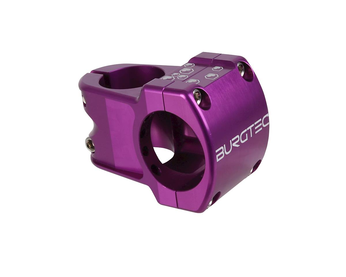 Burgtec Enduro MK2 stem, (35.0) 0d x 35mm - Purple Rain