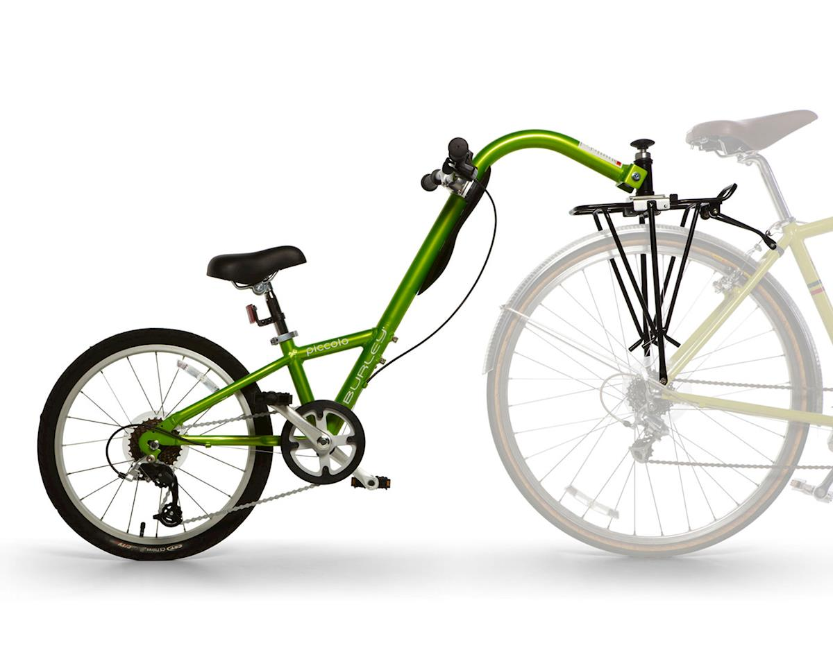 Burley Piccolo Trailercycle - 2014 (Green)