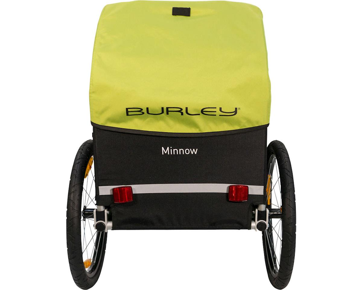 Image 6 for Burley Minnow Child Trailer (Green)