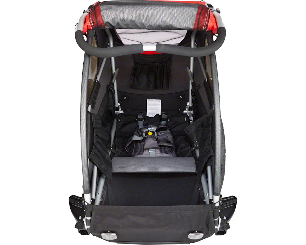 Burley Solo Child Trailer (Red)