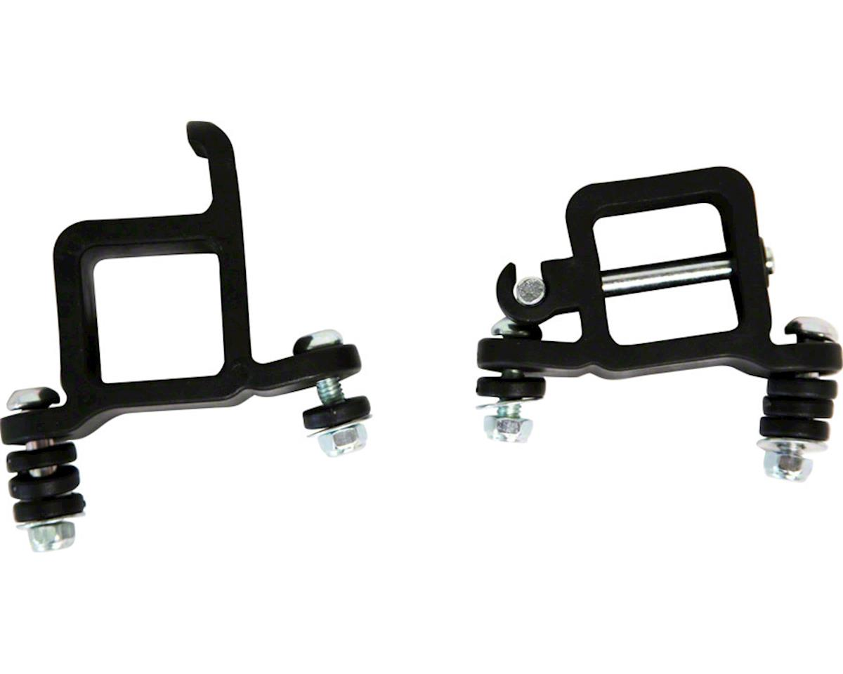 Burley Cub Tow Bar Receiver: For 2008-2012 Cub Models