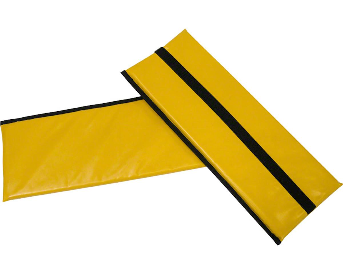 Rental Cub Seat Pad: Yellow, For 2014-Present Rental Cub Models