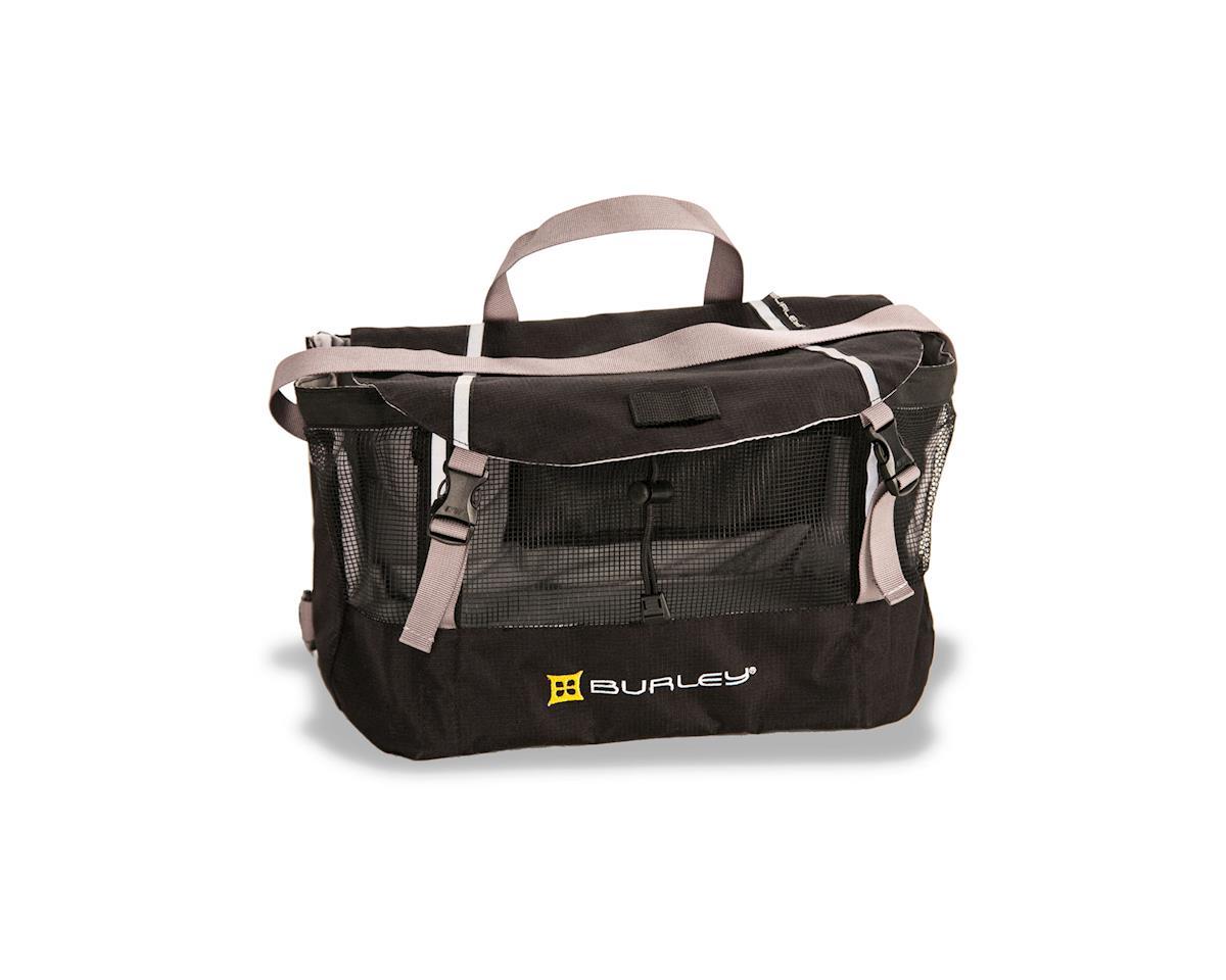 Burley Travoy Upper Market Bag (Black)