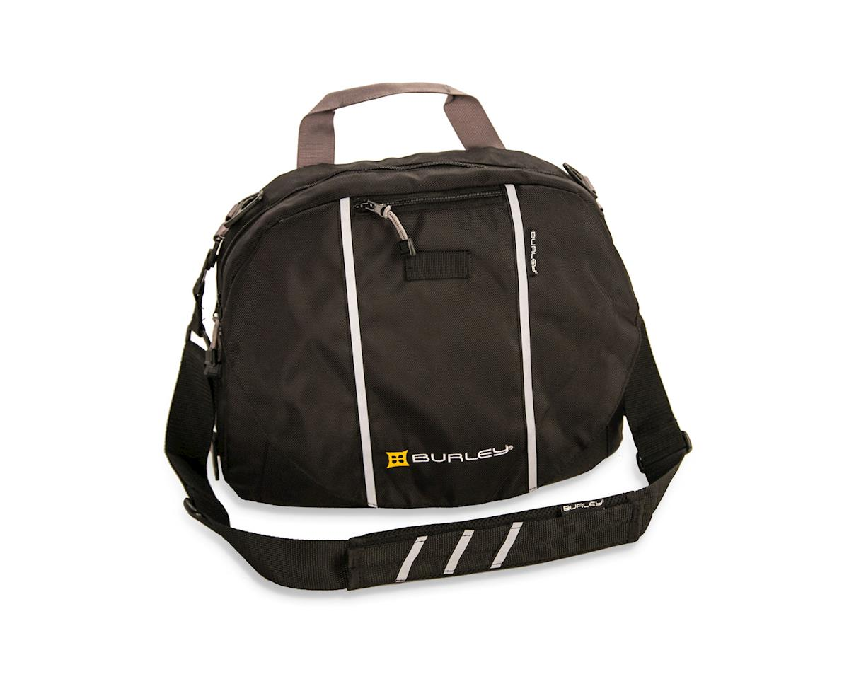 Burley Travoy Upper Transit Bag (Black)