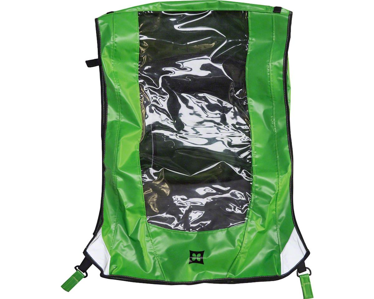 Rental Cub Cover: For 2010-13 Model, Green