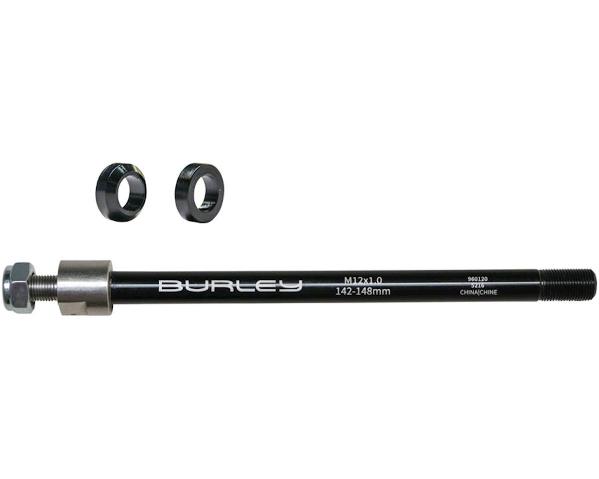 Burley Thru Axle: 12 x 1.0, 142-148mm