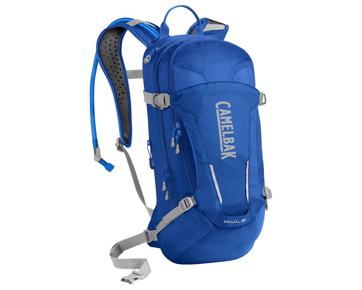 Camelbak M.U.L.E. Hydration Pack (100oz) (Lapis Blue/Silver)