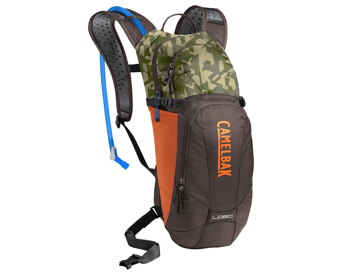 Camelbak Lobo Hydration Pack (100oz) (Brown Seal/Camelflage)