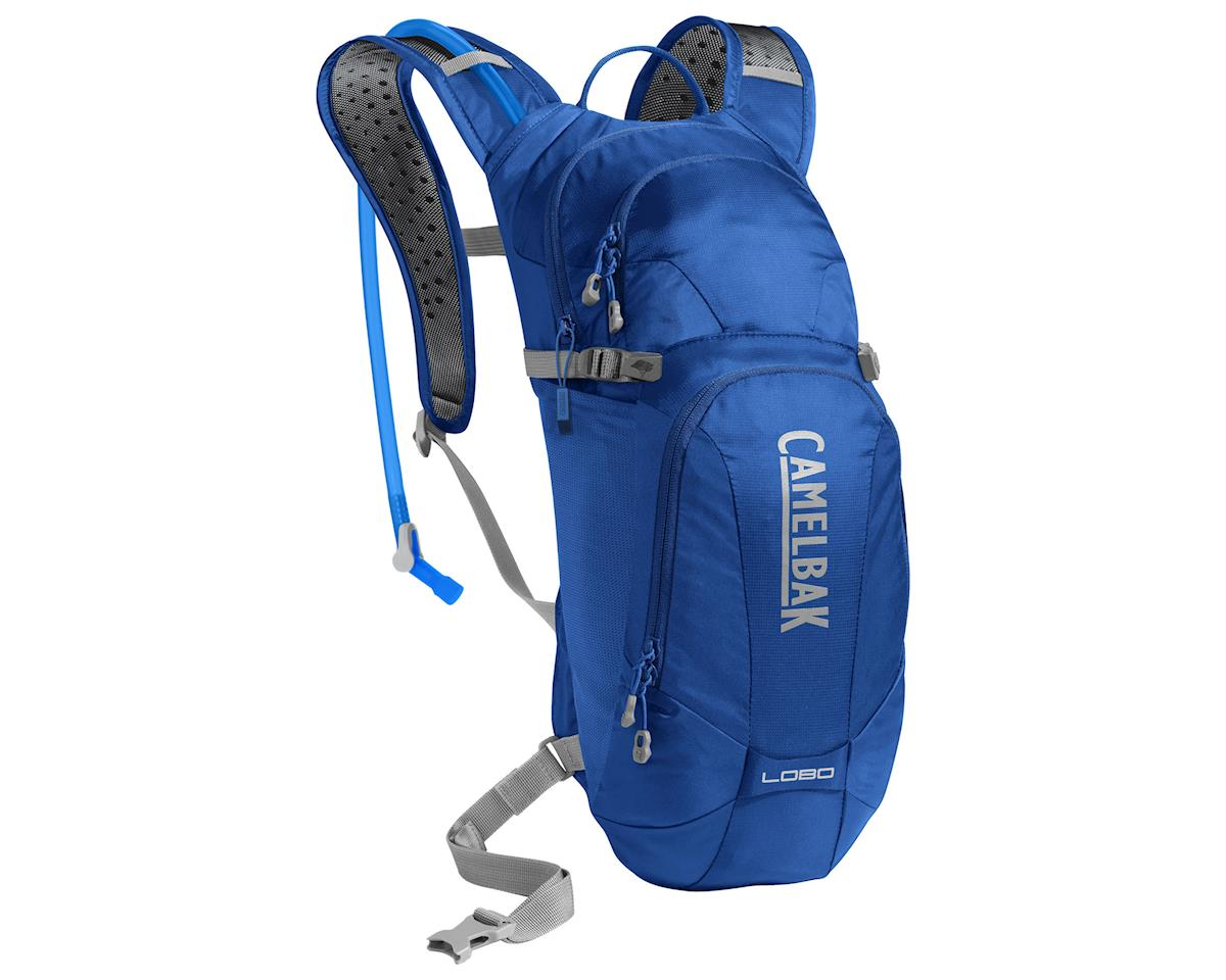 Camelbak Lobo Hydration Pack (100oz) (Lapis Blue/Silver)