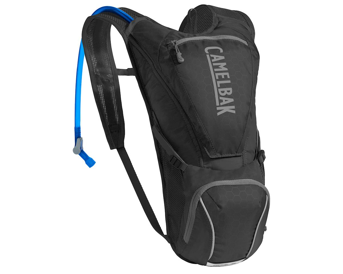 Camelbak 2017 Rogue Hydration Pack (Black/Graphite) (70oz/2L)