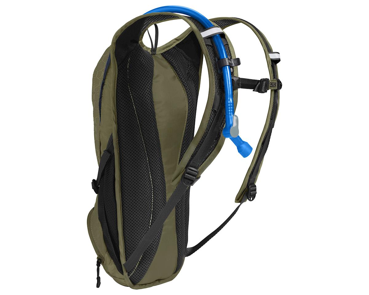 Camelbak Rogue Hydration Pack (85oz) (Burnt Olive/Black)