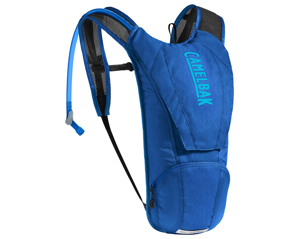 Camelbak Classic Hydration Pack (85oz) (Blue/Atomic Blue)