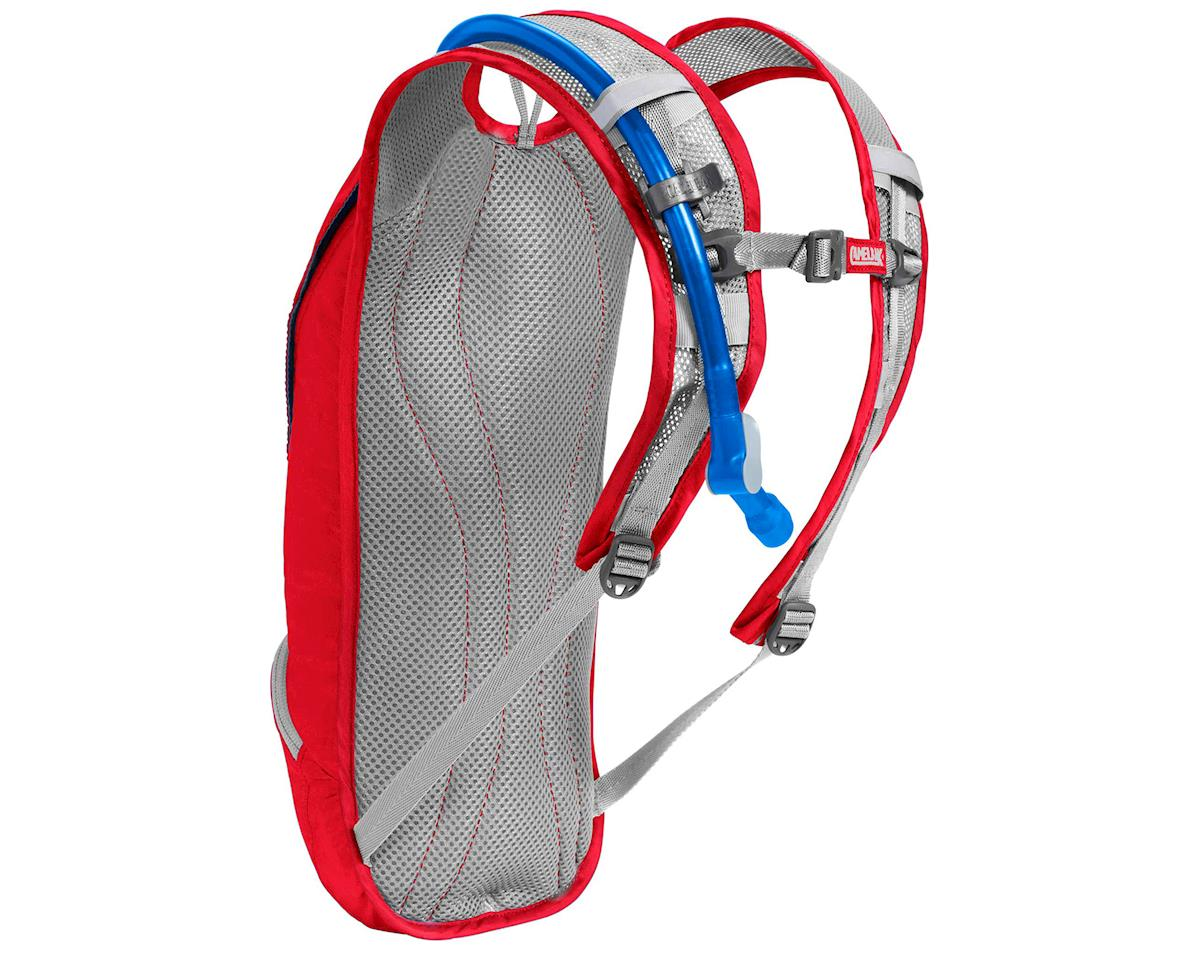 Image 2 for Camelbak Classic Hydration Pack (85oz) (Racing Red/Silver)