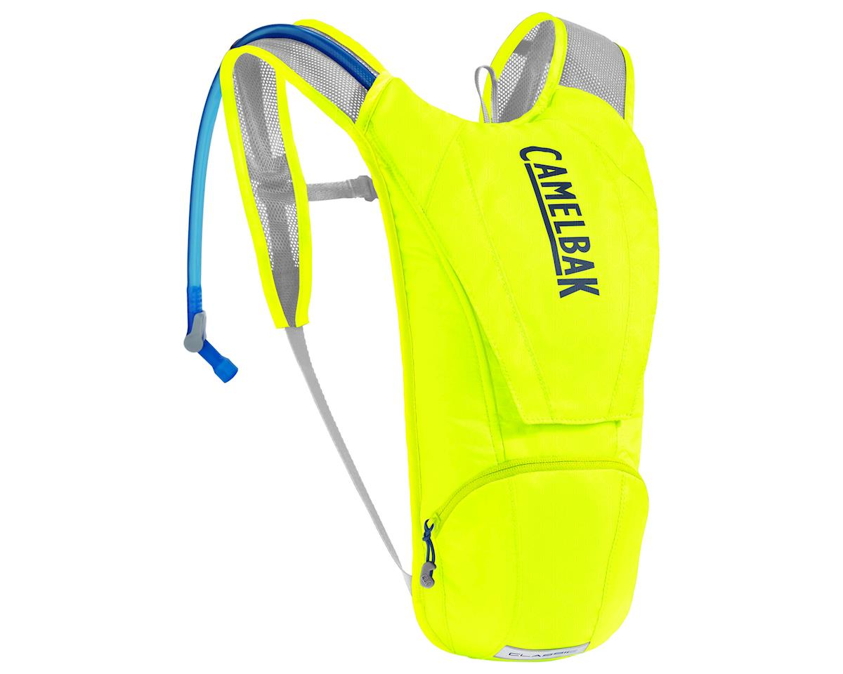 Camelbak Classic Hydration Pack (85oz) (Safety Yellow/Navy)
