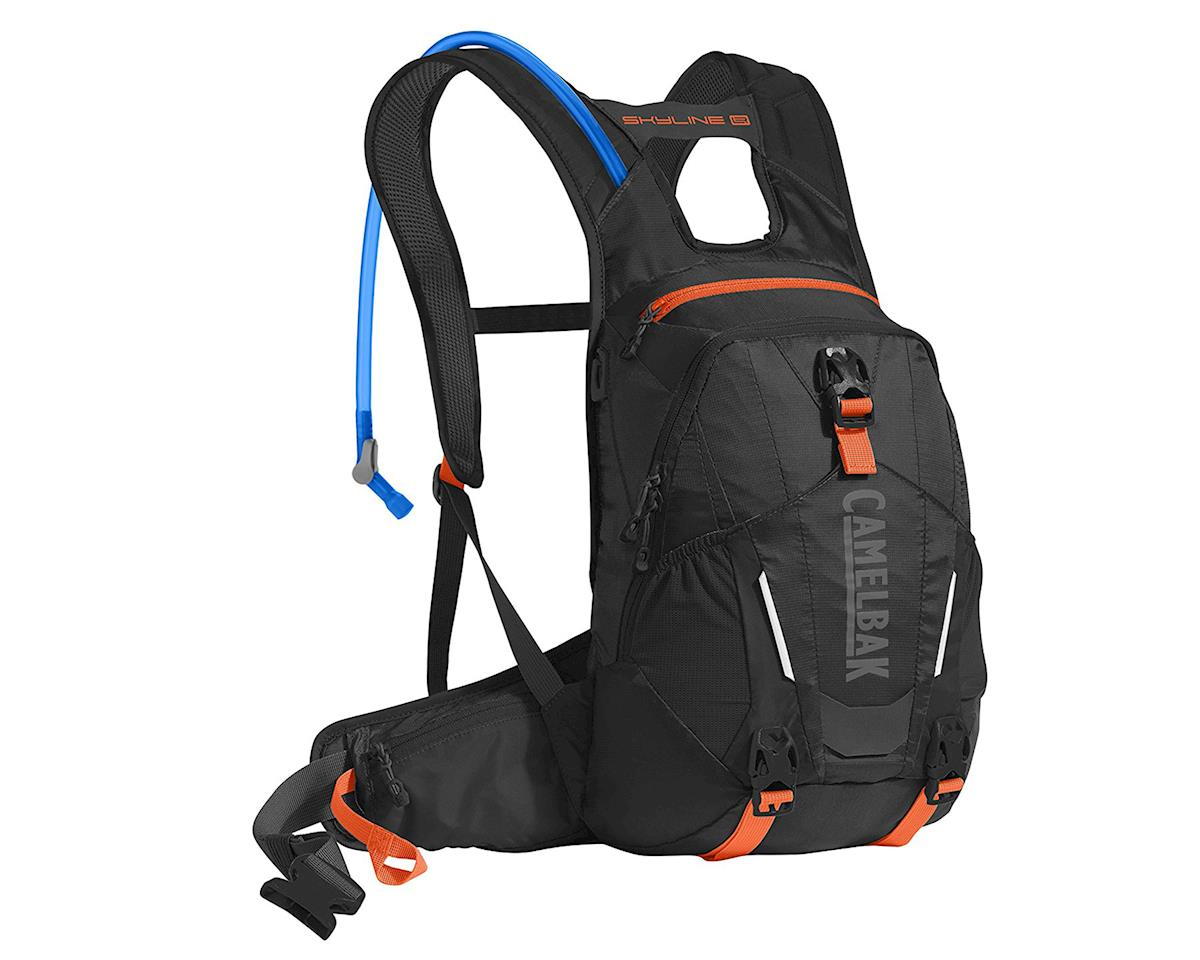 Camelbak 2017 Skyline 10 LR Hydration Pack (Blk/Orange) (100 oz/3L)