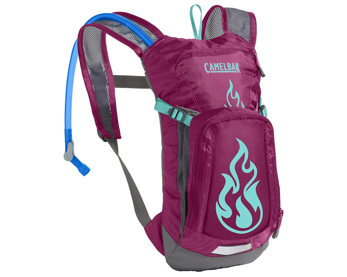 Camelbak Mini M.U.L.E. Hyration Pack (50oz) (Baton Rouge/ Flames)