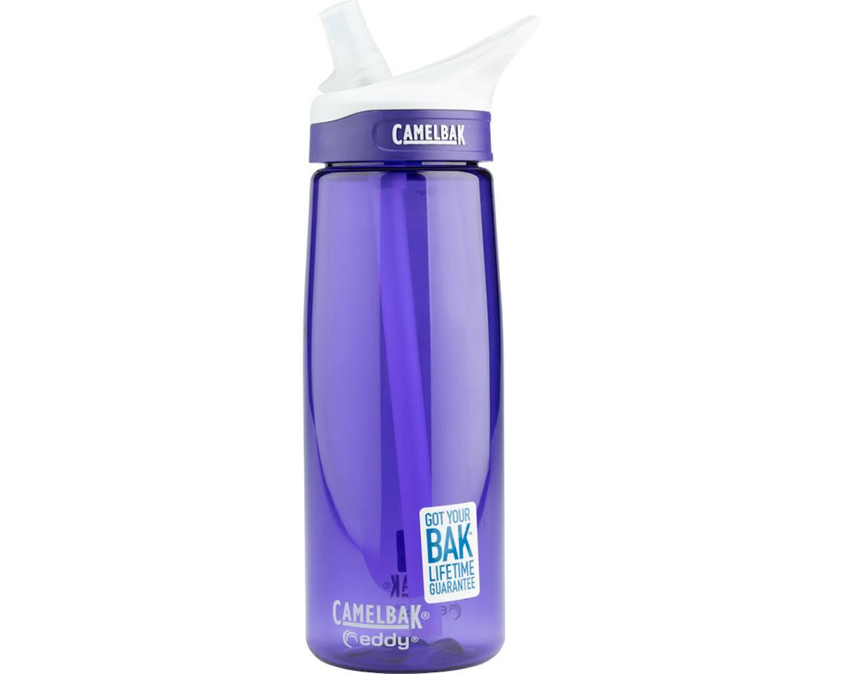 eddy Water Bottle: 0.75 Liter, Iris
