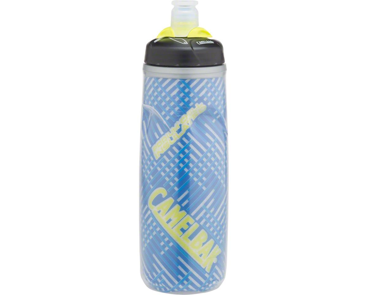 Camelbak Podium Chill Water Bottle: 21 oz, Cayman
