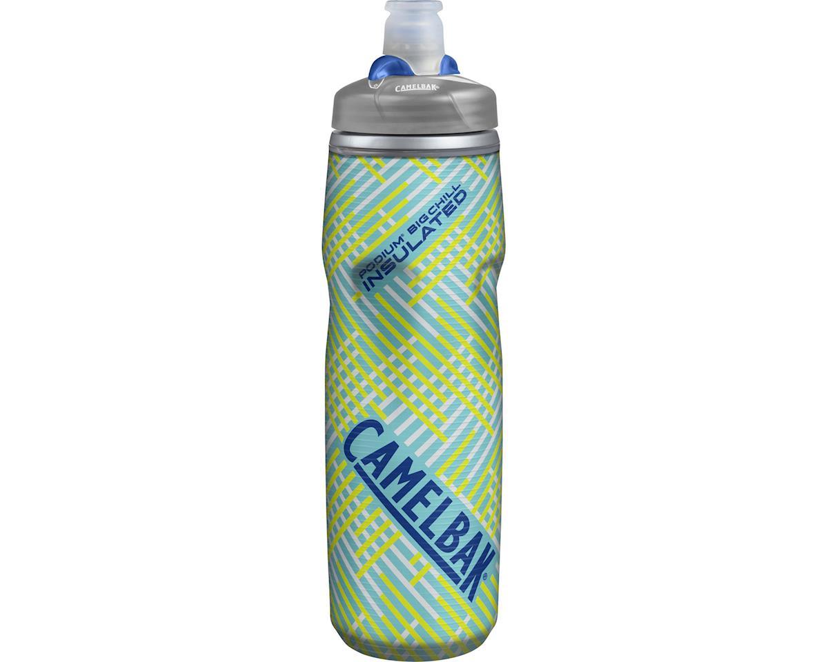 Camelbak Podium Big Chill Water Bottle: 25 oz, Eucalyptus