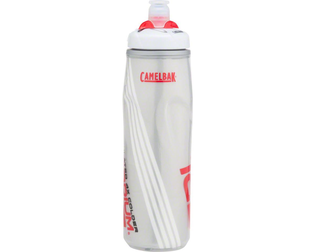 Podium Ice Water Bottle: 21 oz, Fire