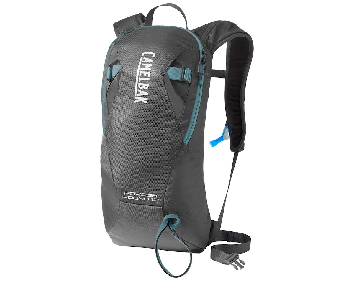 Camelbak Powderhound 12 Hydration Pack (Graphite/Adriatic Blue) (100oz)