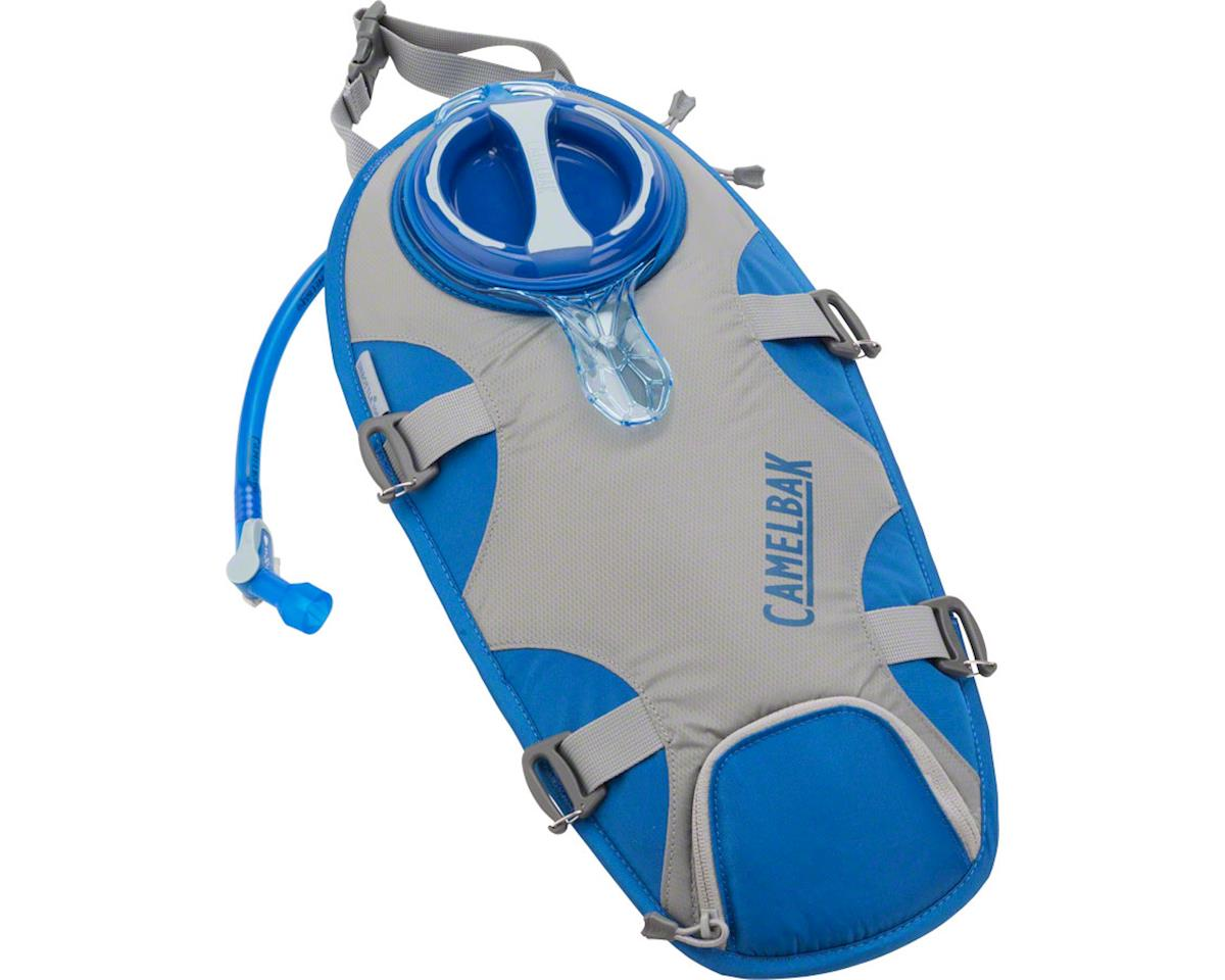 CamelBak UnBottle 100 oz Hydration Pack: Frost Gray/Turkish Sea