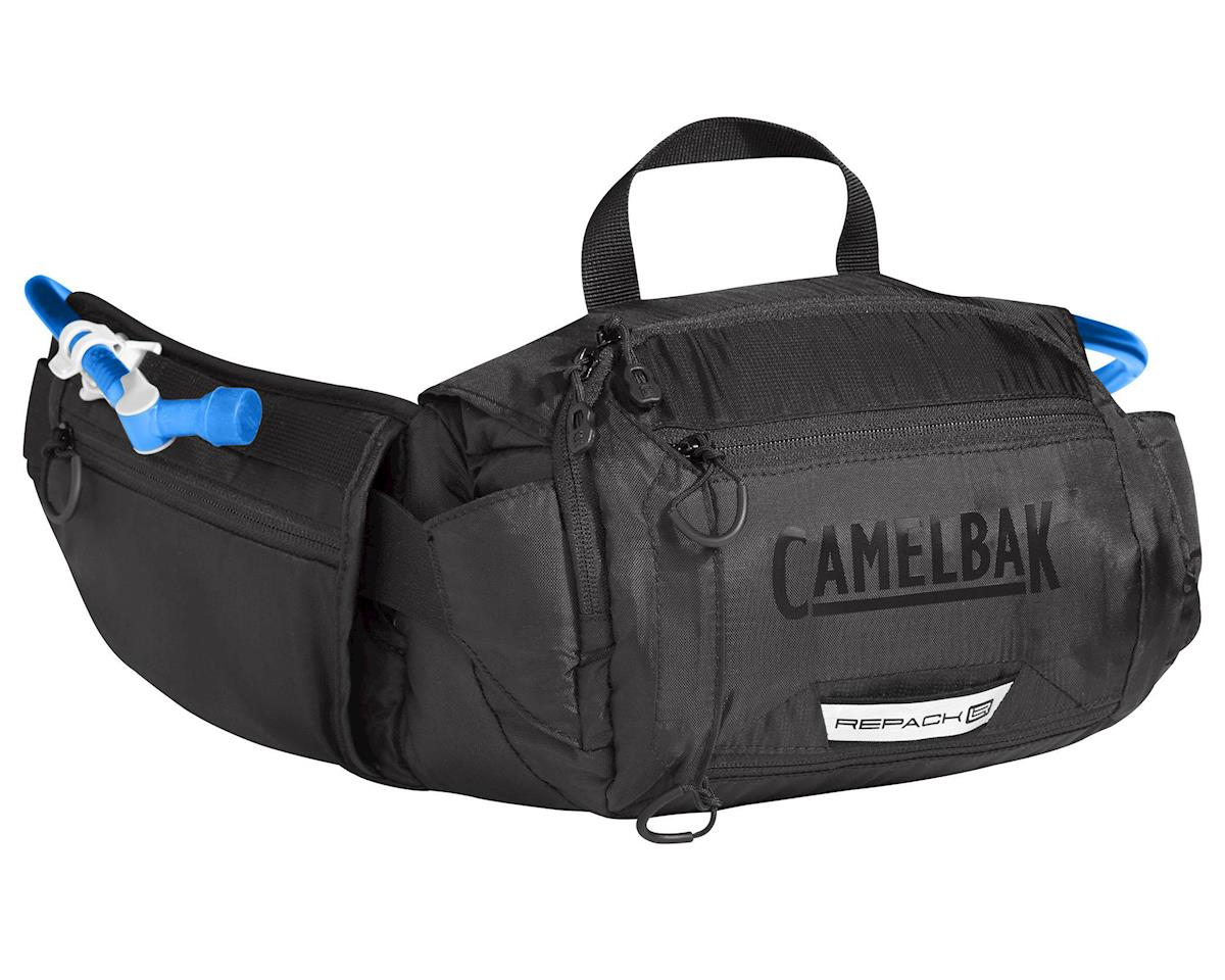 Camelbak Repack LR 50oz Hydration Hip Pack (16oz) (Black)
