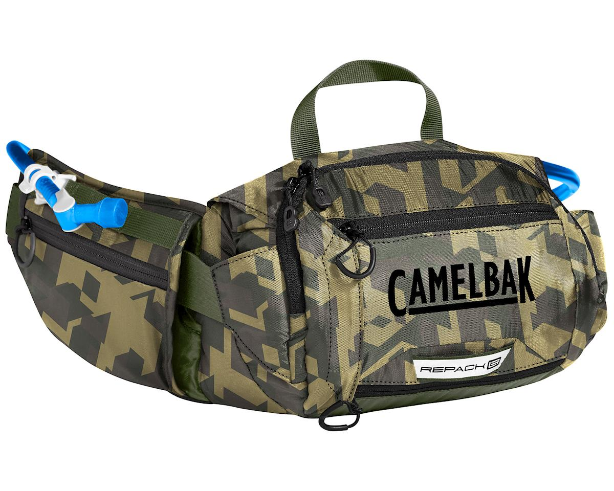 Camelbak Repack LR 50oz Hydration Hip Pack (16oz) (Camo)