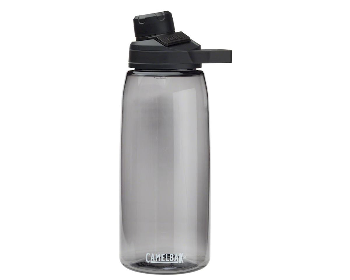Camelbak Chute Mag Water Bottle: 1 Liter, Charcoal