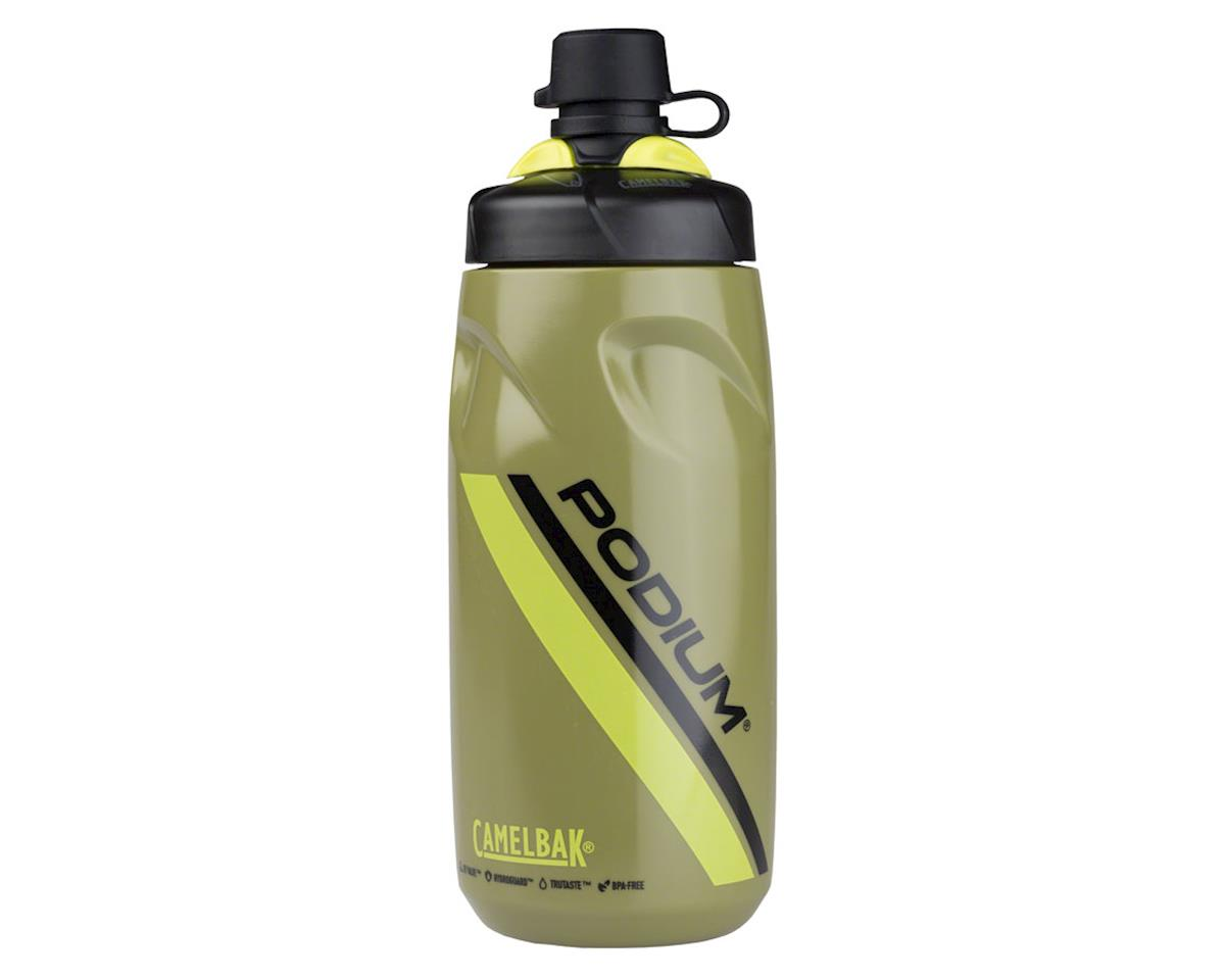 Camelbak Podium Dirt Series Water Bottle: 21oz, Olive