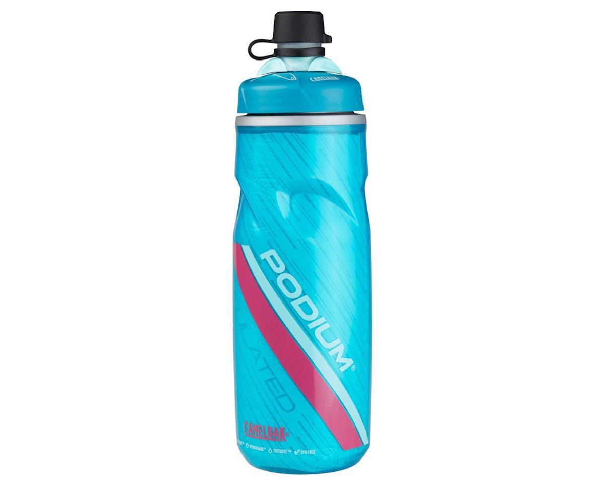 Camelbak Podium Chill Dirt Series Water Bottle 21oz Teal