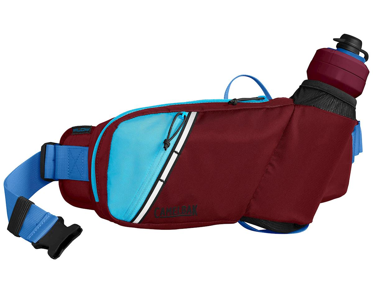 Camelbak Podium Flow Belt Hip Pack (Burgundy/Lake Blue)