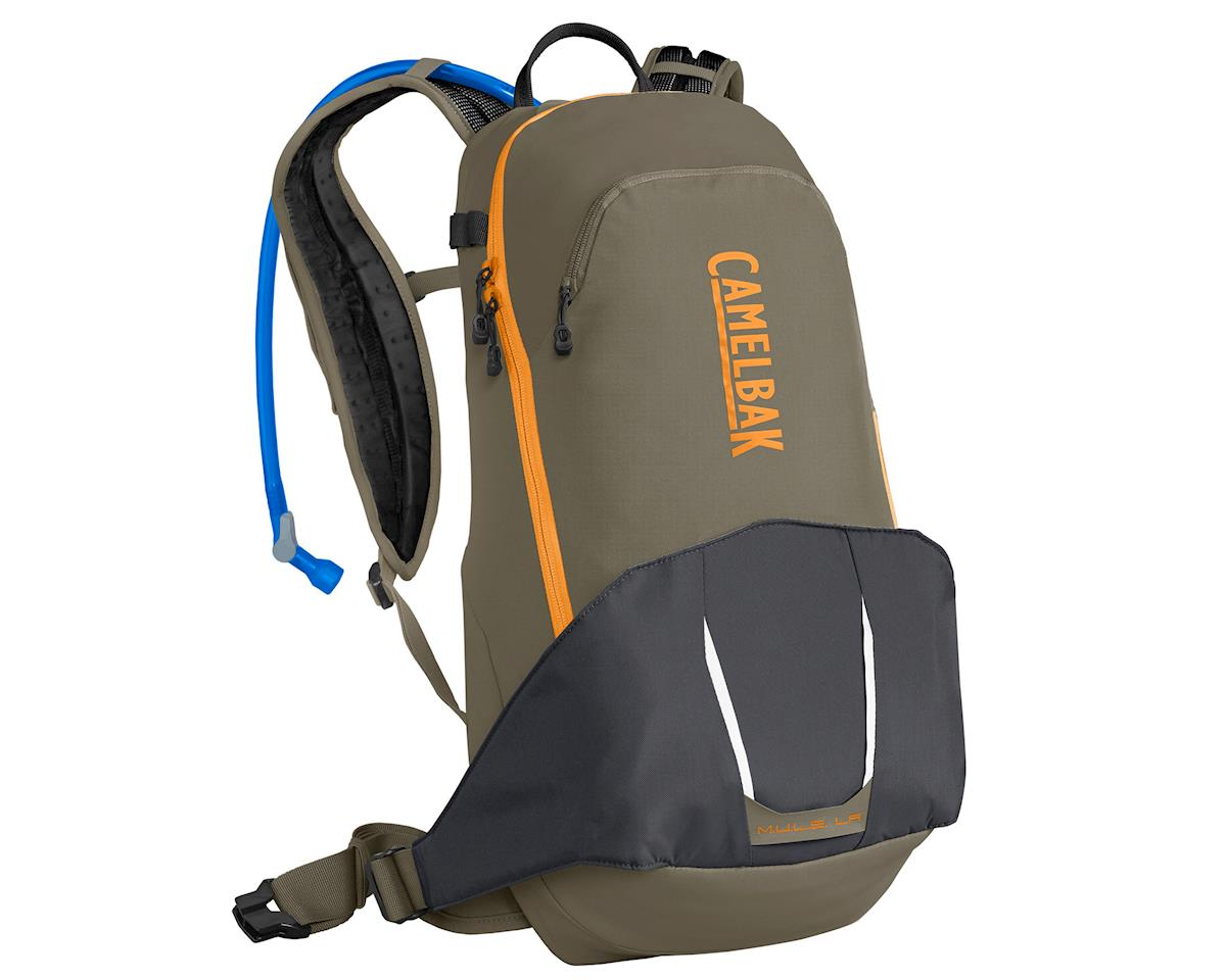 Camelbak M.U.L.E. LR 15 Hydration Pack (100oz) (Shadow Grey/Black)