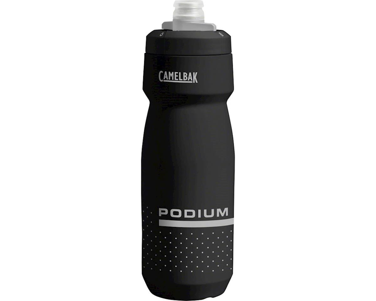 Camelbak Podium Water Bottle (Black) (24oz) | alsopurchased