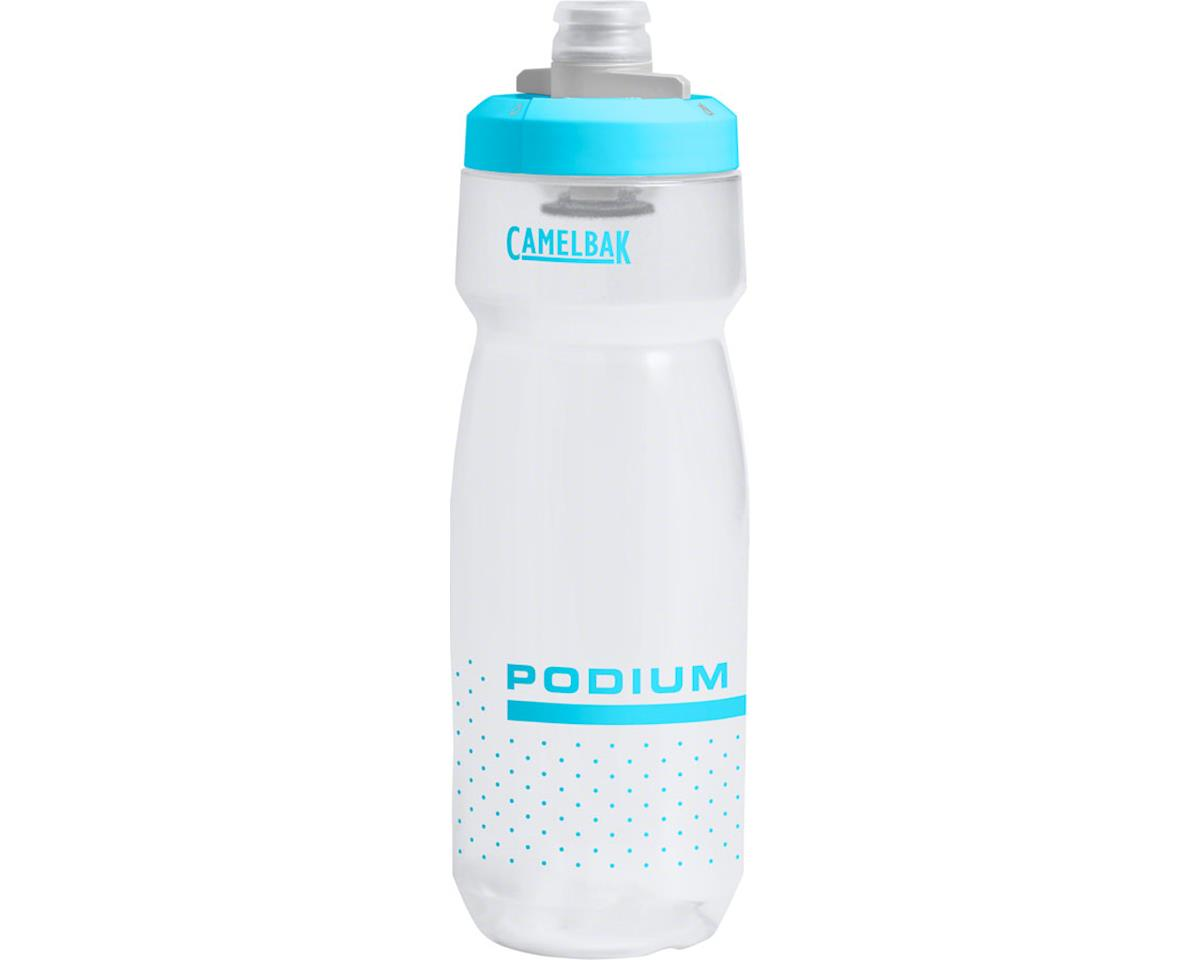 Camelbak Podium Water Bottle (Lake Blue) (24oz)