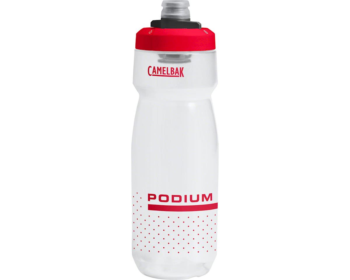 Camelbak Podium Water Bottle (Fiery Red) (24oz)