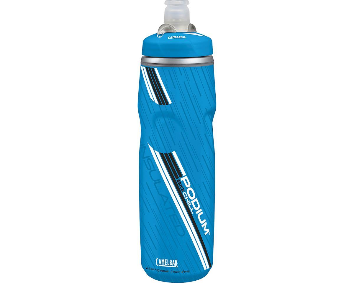 Camelbak Podium Big Chill Water Bottle: 25oz, Breakaway Blue