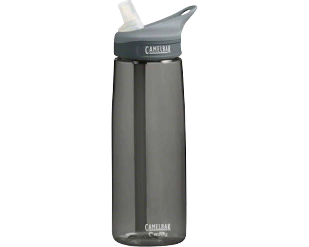CamelBak eddy Water Bottle: 0.75 Liter, Charcoal