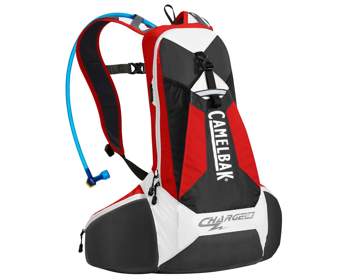 Charge 10 LR Lumbar Hydration Pack (Formula One/Charcoal) (70oz/2L)