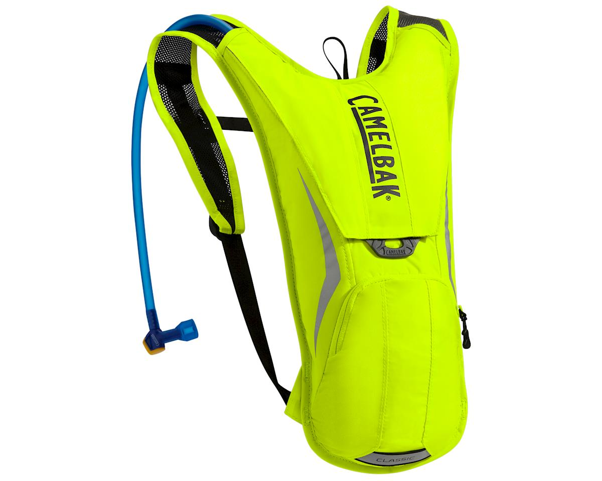 Camelbak Classic 70 oz Hydration Pack (Lemon Green)